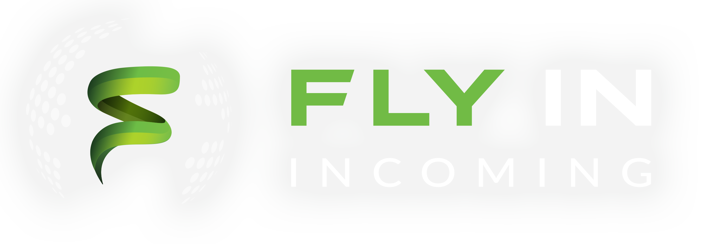 Fly In – Incoming Logo